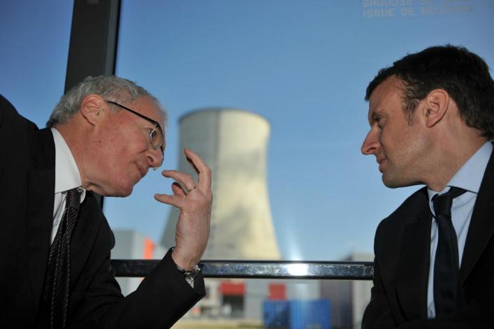 La France lance une grande offensive nucléaire, soucieuse de son avenir énergétique