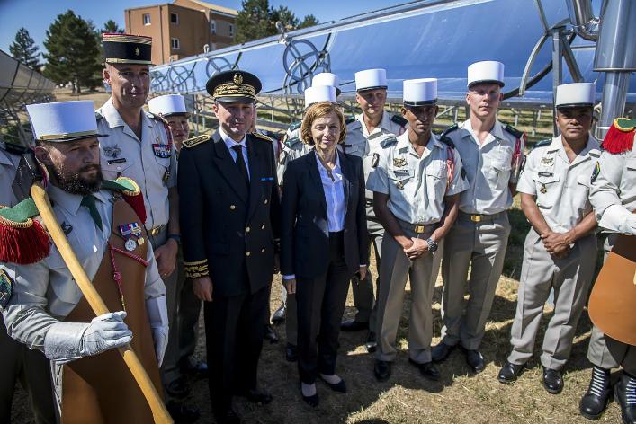 [Bonne Nouvelle] L'armée française mobilise ses terrains en faveur du photovoltaïque