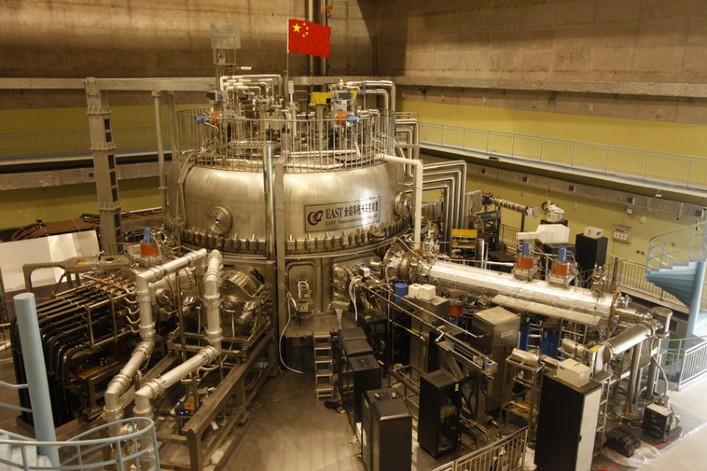 [Bonne Nouvelle] Fusion nucléaire : la Chine bat un nouveau record de température à 160 millions de degrés