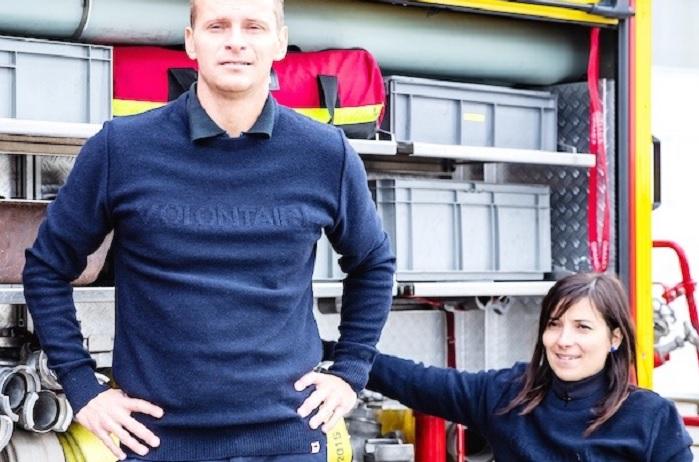 Pulls de pompiers, casquettes SNCF ou polos EDF : les vêtements professionnels entrent aussi dans la boucle de l'économie circulaire
