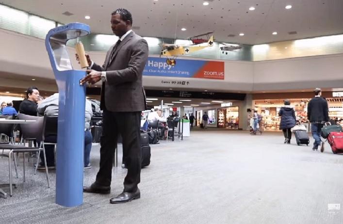 [Bonne nouvelle] La vente de bouteilles d'eau en plastique bannie de l'aéroport de San Francisco