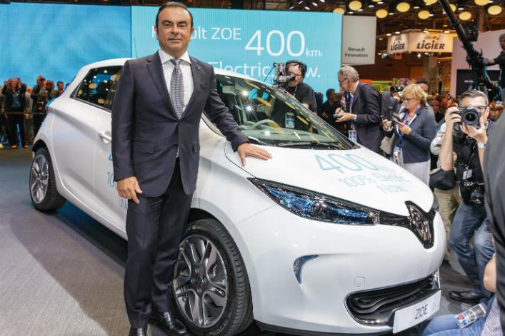 renault va investir 1 milliard d 39 euros en france sur la voiture lectrique. Black Bedroom Furniture Sets. Home Design Ideas