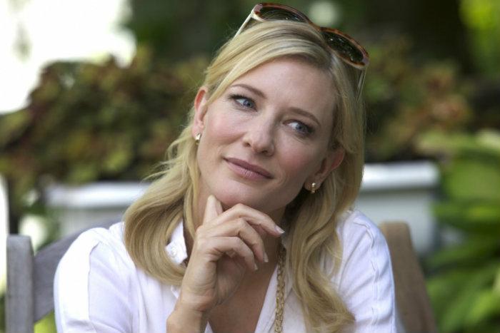 En 2014 Cate Blanchett a reçu l'oscar de la meilleure actrice pour son rôle dans Blue Jasmine un film de Woody