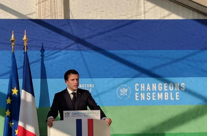 France/Gilets jaunes : Macron annonce un