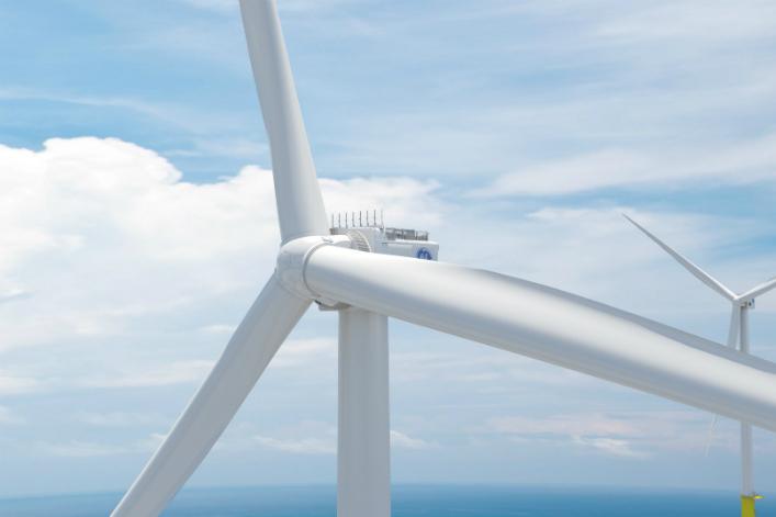 L'usine ouvrira bien en 2018, affirme General Electric — Eoliennes à Cherbourg