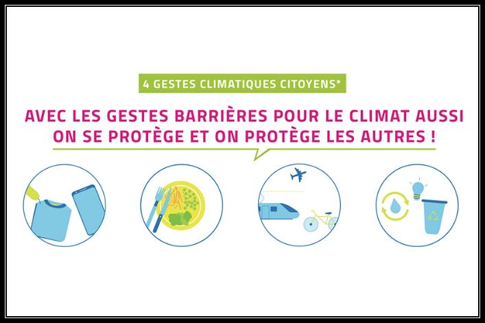 Gestes barrieres climat site C3D