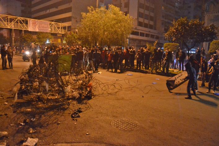 Près de 200 personnes arrêtées après une nouvelle nuit d'émeutes — Pays-Bas