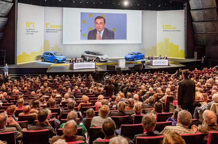 Jean-Dominique Senard, le nouveau successeur de Carlos Ghosn — Renault