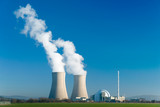 Centrale nucleaire illustration istock