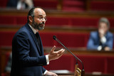 Edouard Philippe Assemblee nationale deconfinement DavidNiviere Pool AFP