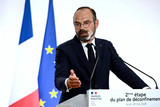 Edouard Philippe Deconfinement 28 mai PhilippeLopez AFP