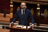 Edouard Philippe deconfinement DAVID NIVIERE POOL AFP