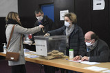 Elections municipales Strasbourg FrederickFlorin AFP