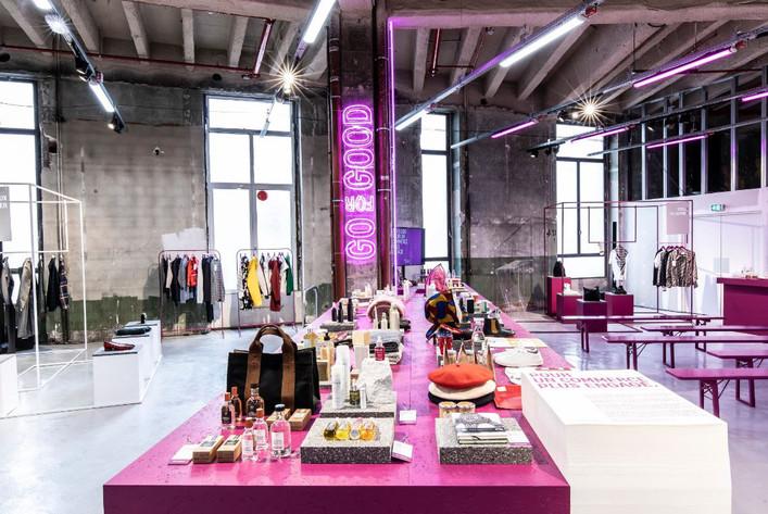 La vitrine de la mode : retrouvez tous les produits vendus