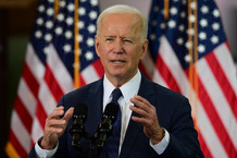 Joe Biden JIM WATSON AFP POOL