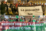 Manif etudiants manif climat AmisdelaTerre Twitter