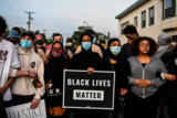 Manifestation Minneapolis Black Lives Matter CHANDAN KHANNA AFP