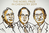 Prix Nobel de Chimie 2019 Battries lithium ion