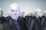Robot Intelligence artificielle iLexx