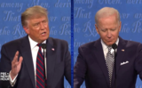 Tump Biden PBS News Hour