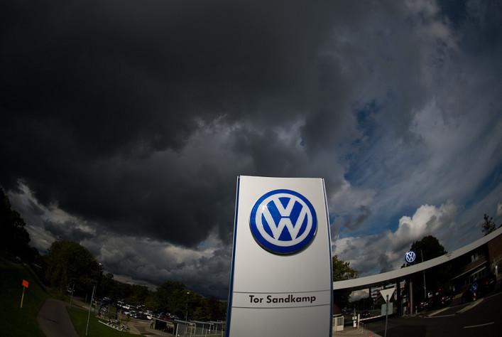 Volkswagen JULIAN STRATENSCHULTE DPA dpa Picture Alliance AFP