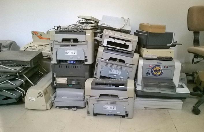 Des fabricants d'imprimantes visés par une plainte — Obsolescence programmée