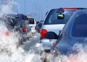 Voitures diesel pollution ssuaphoto istock