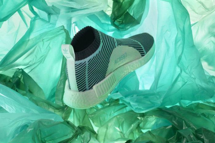 Adidas utilisera uniquement du plastique recyclé en 2024
