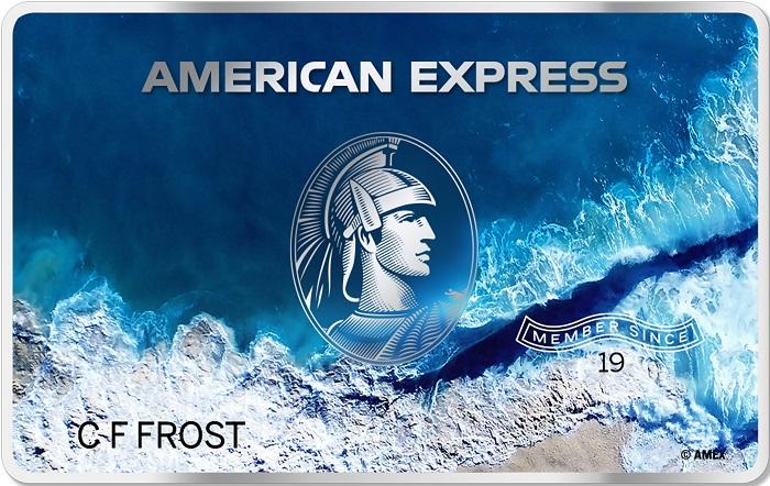 Premiere Carte Bleue.American Express Lance La Toute Premiere Carte Bancaire En