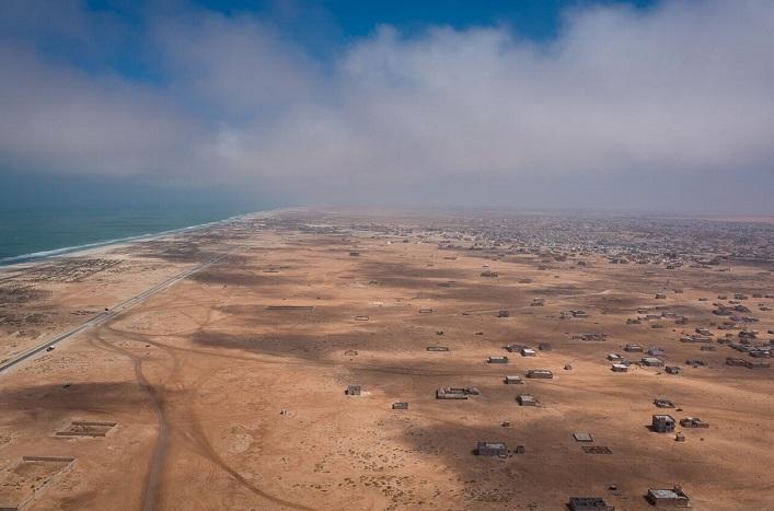 Tour Du Monde De L Adaptation Nouakchott La Capitale Tentaculaire De La Mauritanie Piegee Entre L Ocean Et Le Desert