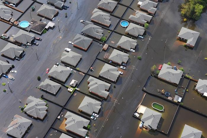 Crise climatique et nouvelles technologies Inondations-pixabay-2