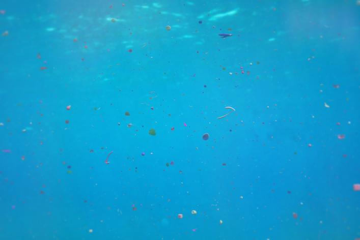Micro plastique oceans dottedhippo istock
